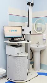 Высокоточная диагностика позвоночного стобла (позвоночника) на аппарате Diers в Санкт-Петербурге - ЦМРТ Озерки
